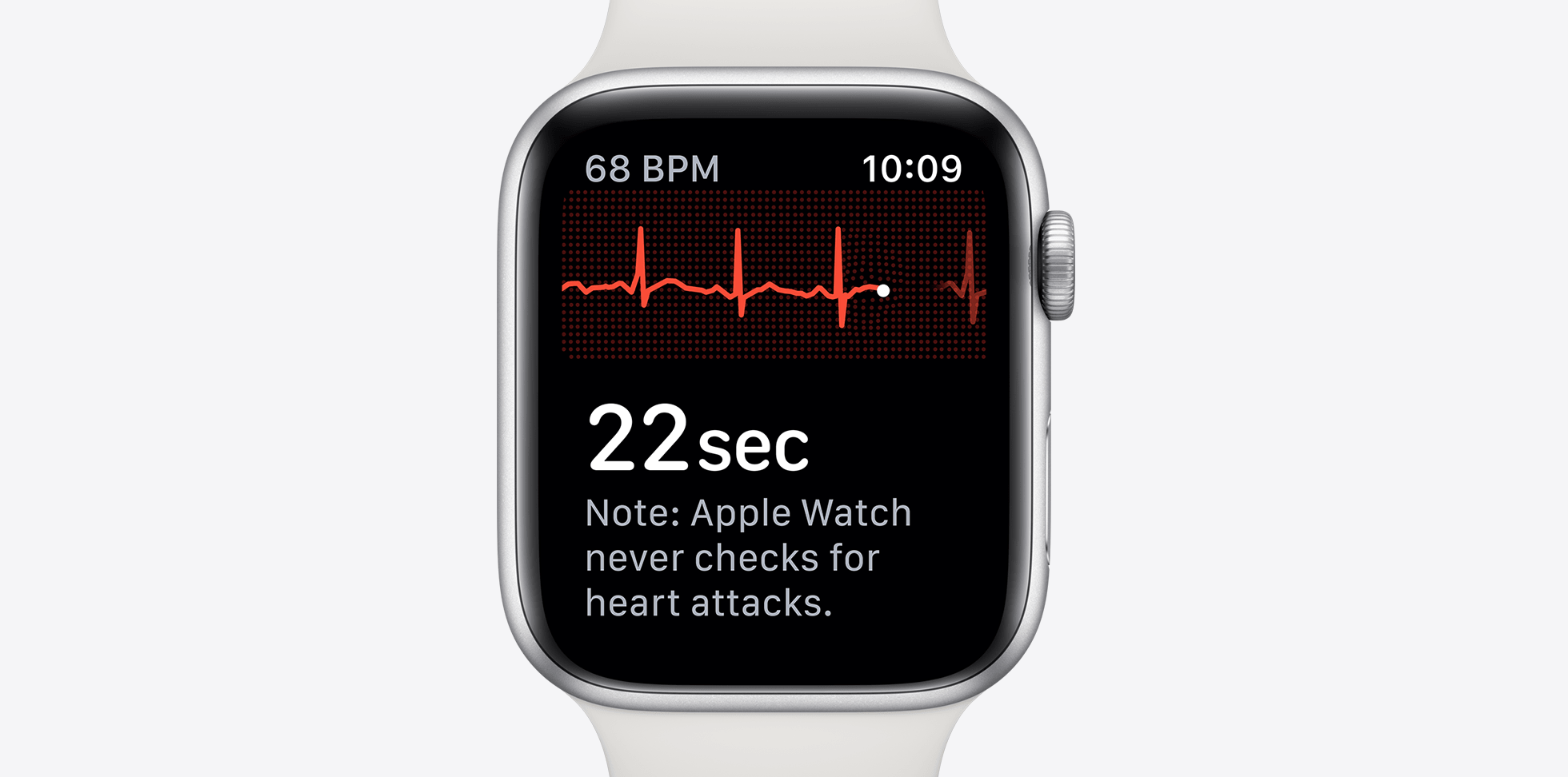 apple watch series 5 heart rate monitor