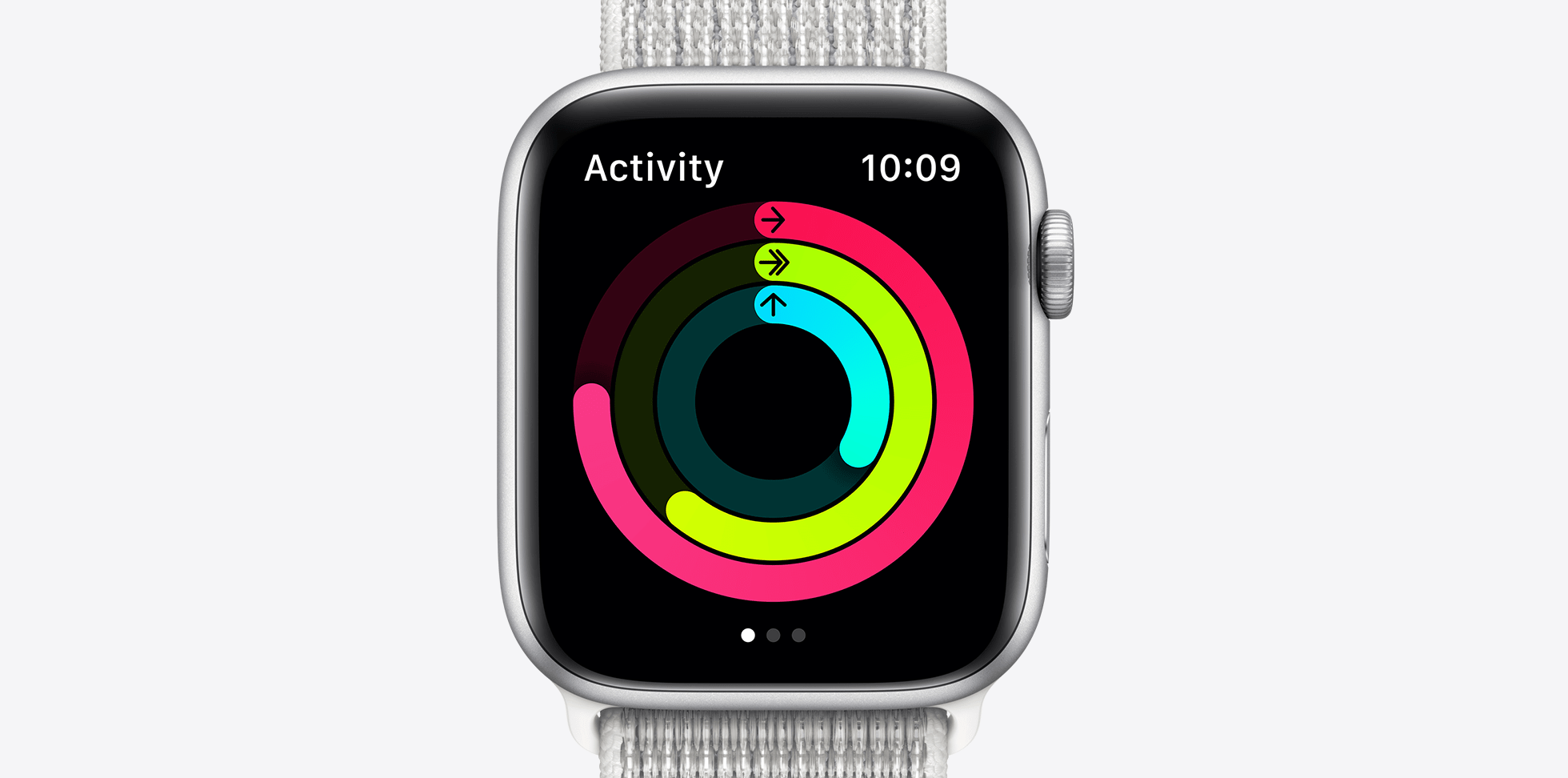 apple watch 5 activity tracker