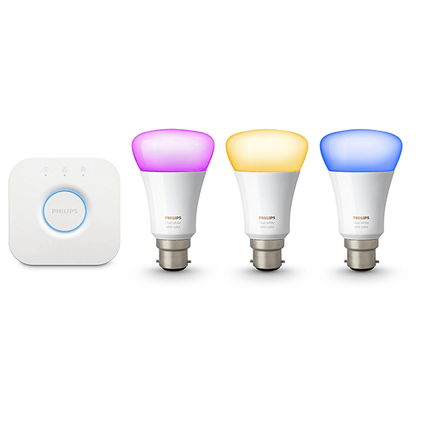Philips Hue smart light blubs
