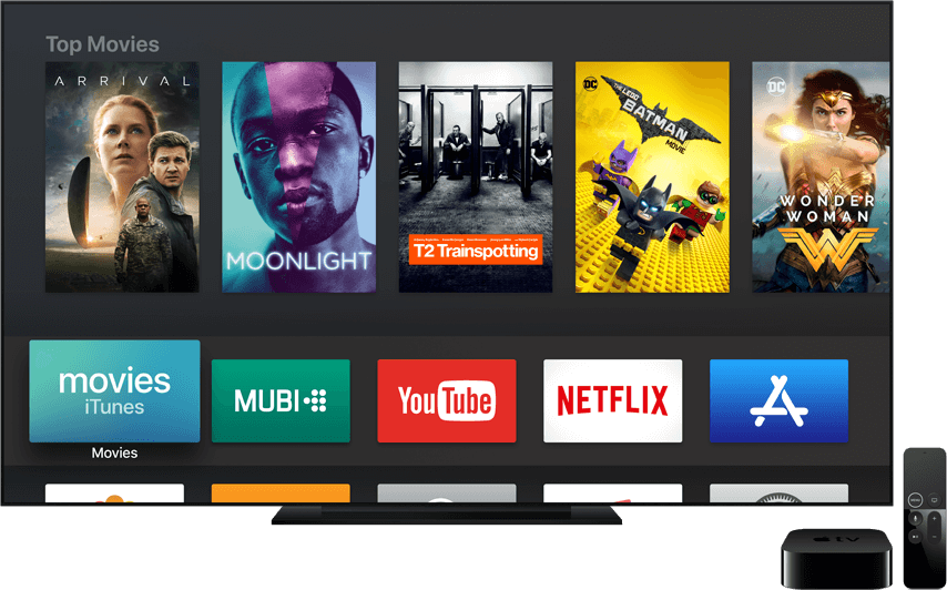 apple tv top movies to watch
