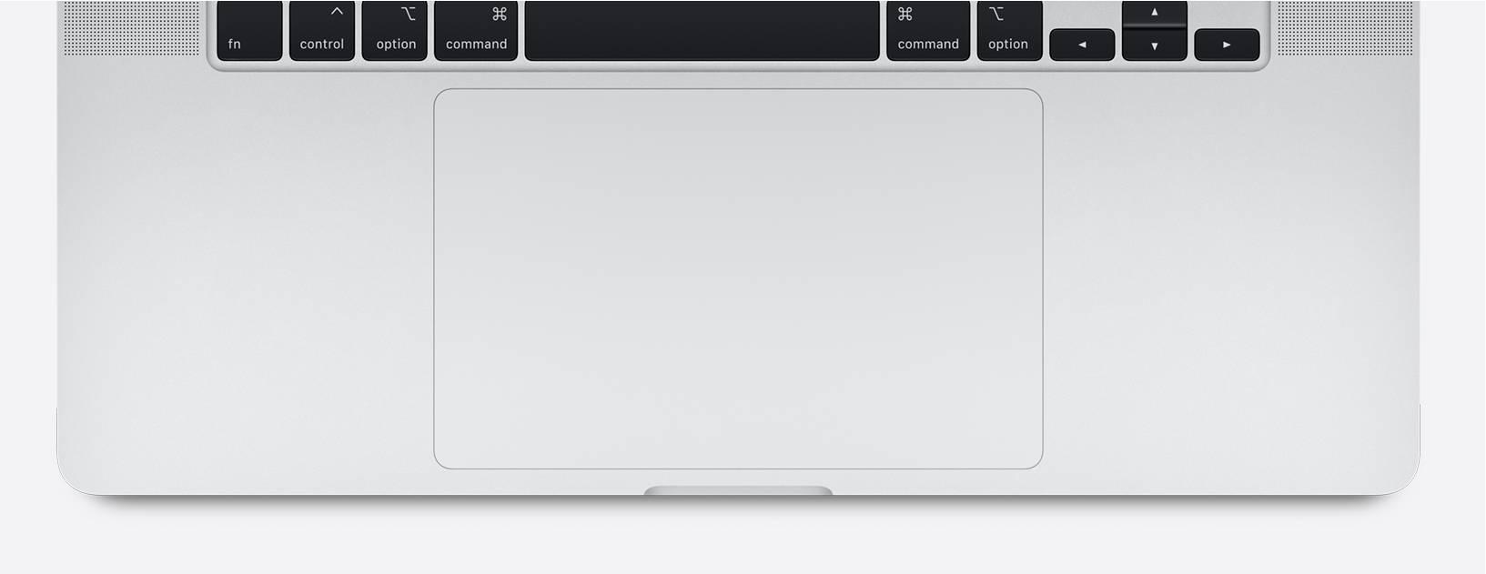 apple macbook pro touchpad